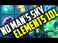 NO MAN'S SKY ELEMENTS + RESOURCES 101 ✦ How to Find New Elements / Foundation Update