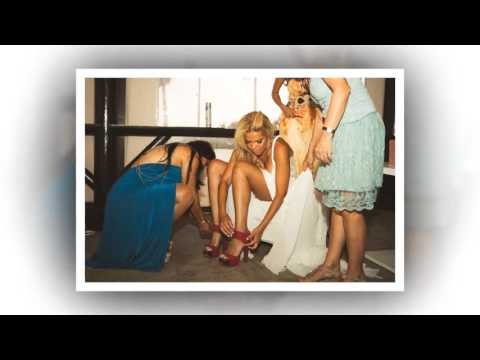 Foto dressing bride, milene