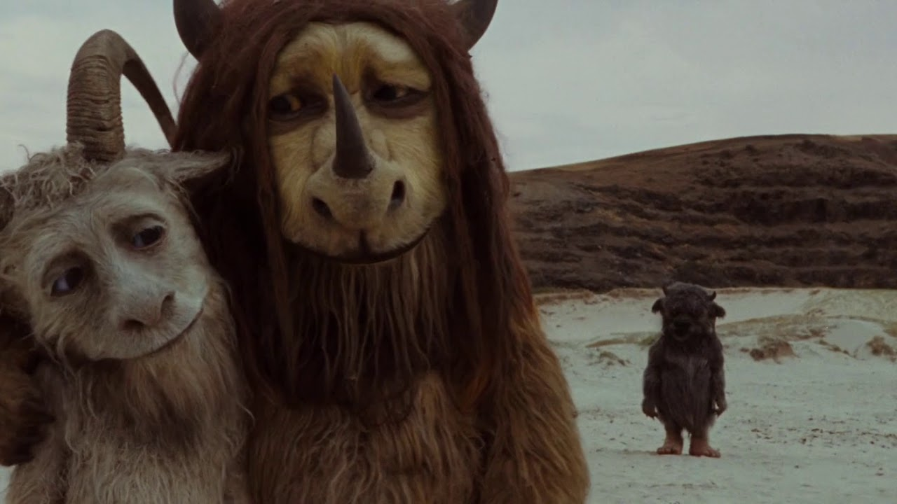 Download Where the Wild Things Are Goodbye scene