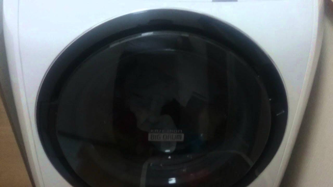 機 日立 エラー c02 洗濯 表示部に「お知らせ表示(エラー表示)」が表示されています。:日立の家電品