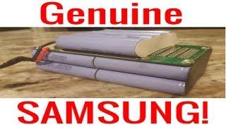 NEW SAMSUNG 18650 36V 4.4AH BATTERY  PACK EBIKE VAPE Powerwall From Ebay Thorough Review Great Value