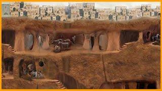 Древние тоннели от Шотландии до Турции