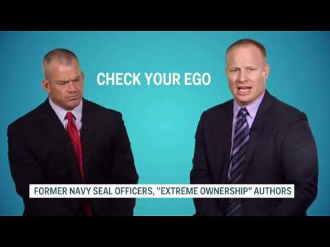 Navy SEALs Explains how your Ego can be Terrible as a Leader!!