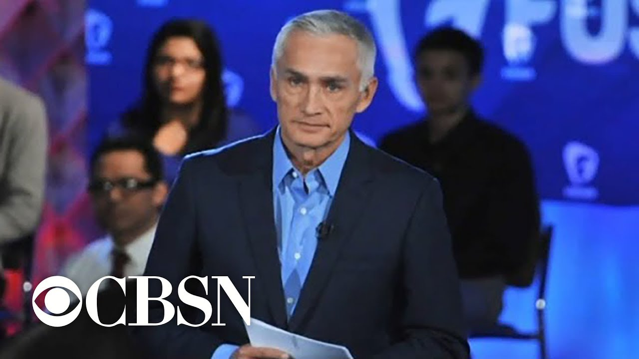 Univision reporter Jorge Ramos briefly detained in Venezuela