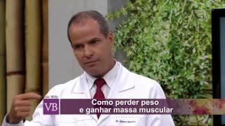 Você Bonita - Como perder peso e ganhar massa muscular (09/11/15)(Saiba como perder gordura e ganhar massa muscular com as dicas do Dr. Roberto Navarro. Siga a gente nas redes sociais! Twitter: @vocebonita Instagram: ..., 2015-11-09T17:51:29.000Z)