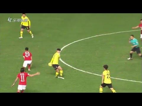 HIGHLIGHTS CFA Cup Inner Mongolia Zhongyou 0:2 Guangzhou Evergrande 2016 Round 3 足协杯 呼和浩特中优 0:2 广州恒大