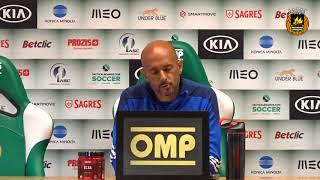 Conferência de Imprensa de Antevisão: Vitória FC