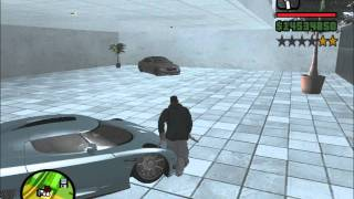 GTA San Andreas Car Mods (Quality Test)