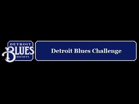 Detroit Blues Challenge 2014 : SOLO 3 of 4