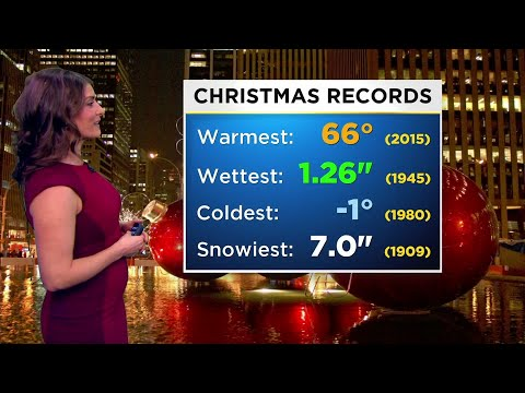CBS2 Weather Update: December 25 at 8 p.m.