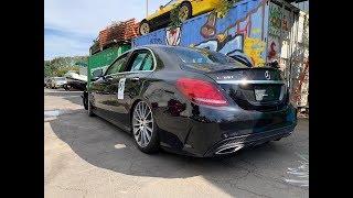 Авто Из Сша От 7motors. 2016 Mercedes-Benz C300 (14900$) Со Страхового Аукциона (Copart).