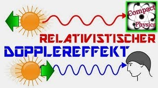 Relativistischer Dopplereffekt (Ad Math#28) [Compact Physics] Thumbnail