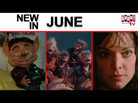 See What's Streaming In June On Shout! Factory TV