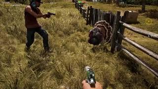 Far Cry® 5 - No Turkey dinner