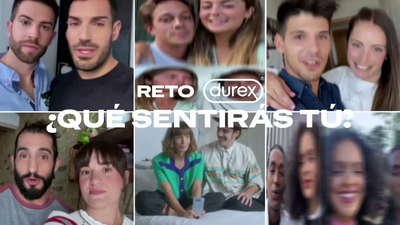 DUREX Invisible Spain commercial