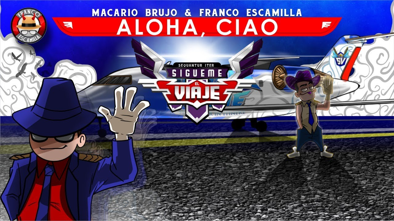 Sígueme el viaje - ¡Aloha, Ciao!