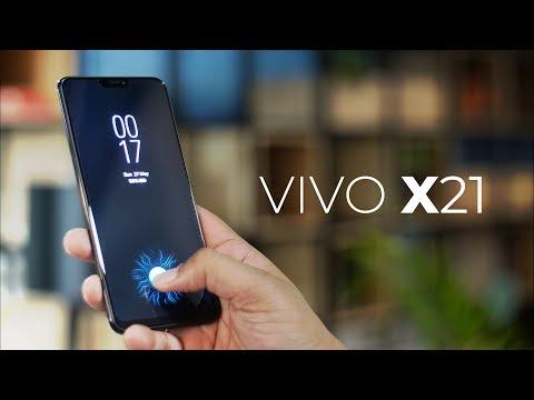 Vivo X21 With Under Screen Fingerprint: Deserves The Hype!