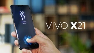 Vivo X21 with Under Screen Fingerprint: Deserves the Hype!