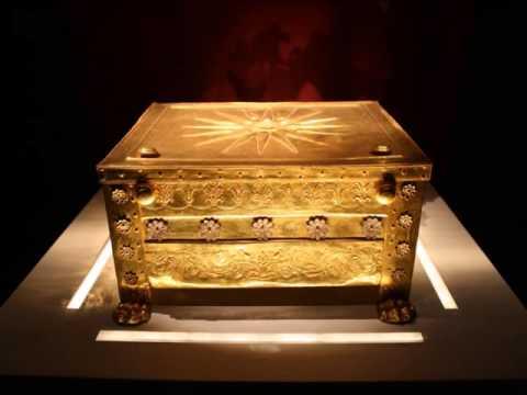 Golden Larnax Gone
