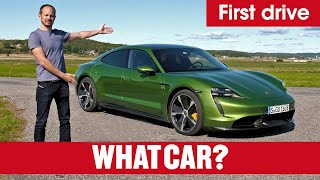 2020 Porsche Taycan review – the world's fastest electric car? | What Car?