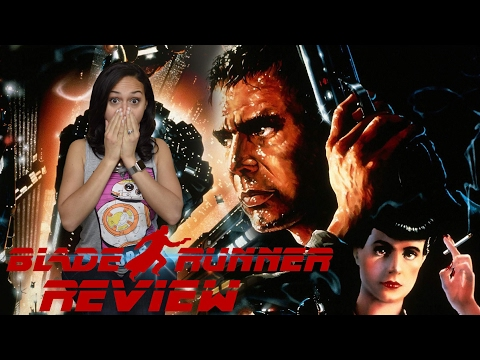 Her First Time Watching BLADE RUNNER: A Review