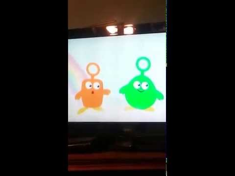 Bloop and Loop reaction on Baby First Tv