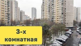 Купить квартиру в Москве. Вторичка обзор на квартиру в Жулебино