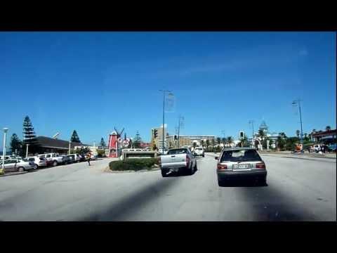 Port Elizabeth South Africa - Sunny Summerstrand Marine Drive 2
