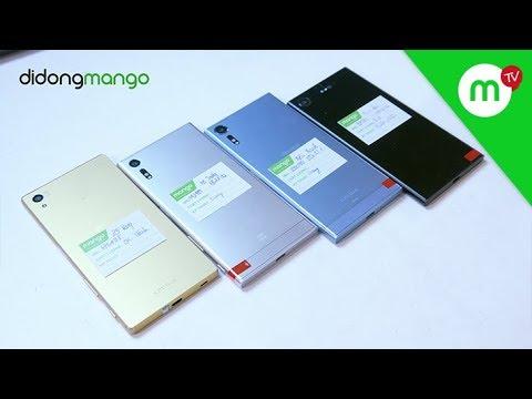 4 Smartphone SONY tốt nhất tầm giá, bảo hành 1 đổi 1 tới 6 tháng tại Di Động Mango