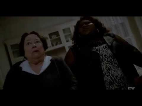 American horror story coven - Queenie saves Delphine