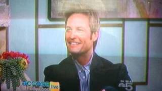 Josh Holloway Access Hollywood Live April 2011