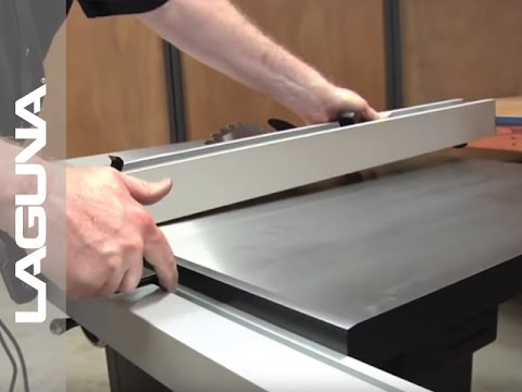 Fusion tablesaw setup install the fence part 9 of 18 youtube fusion tablesaw setup install the fence part 9 of 18 greentooth Images