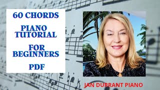 Piano Chords: How To Create Major, Minor, Diminished, Augmented And Seventh Chords