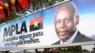 Ruling Party Dominance in Angola Elections (Dispatch)
