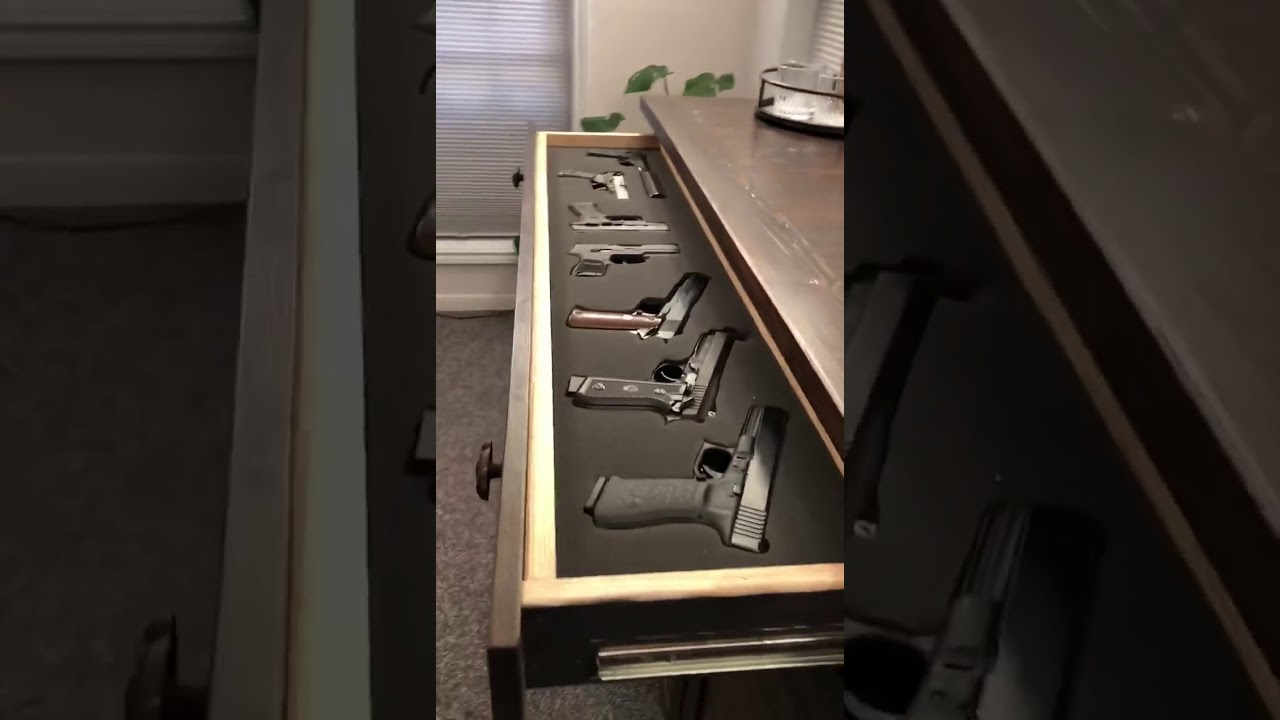 Alexa We Need Guns - Home Automation Setup
