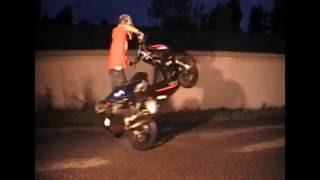 Mxabbe - Aerox stunt 2011