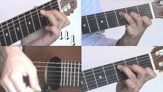 Knocking on Heavens Door  Guns and Roses Chord Version Part 1 www.farhatguitar.com