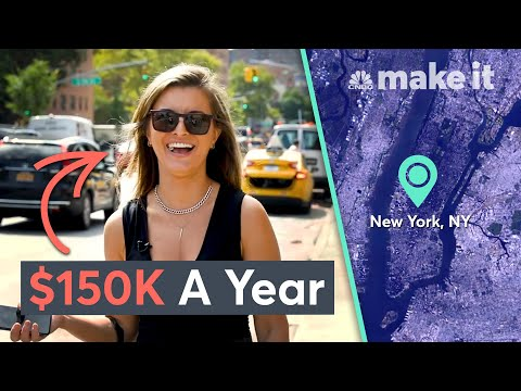 Living On $150K A Year In NYC | Millennial Money
