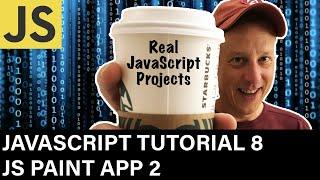 JavaScript Paint App 2