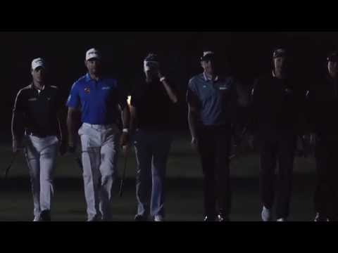 Audemars Piguet's Midnight Masters in Stunning Night Golf Campaign by Just So