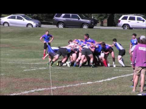 Longwood Men's Rugby vs. University of Richmond 10/29/2016