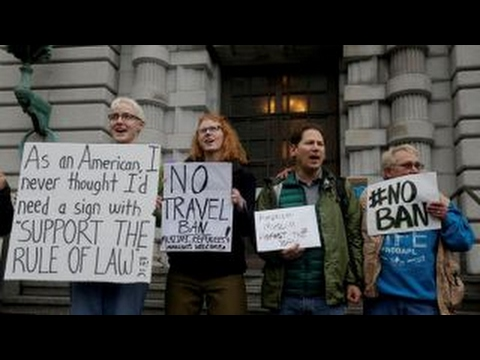 Court rejects national security argument for travel ban