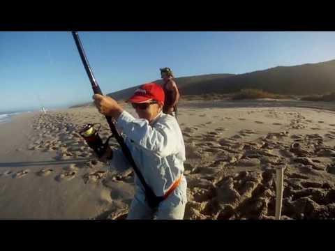 Kalbarri Mulloway Fishing
