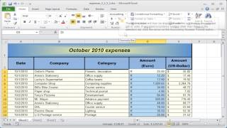 apply accounting number format | coode.us