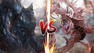 YuGiOh! WAR of the GODS ..Obelisk vs Slifer.. It