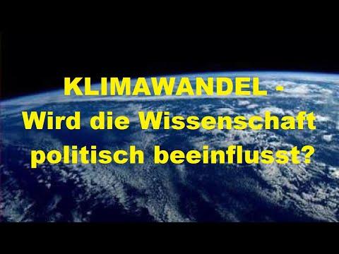 Klimawandel: Vortrag Von Dr. Kirstein