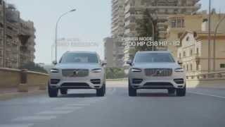 Volvo: Volvo Cars All-New XC90 Twin Engine – Intelligent Power