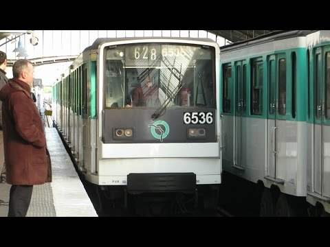 [Paris] MP73 Métro 6 - La Motte Picquet Grenelle