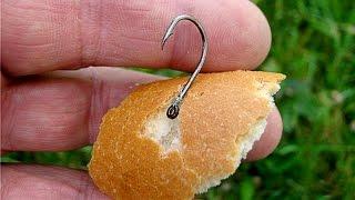 Как правильно насадить хлеб....