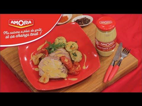 rôti-de-porc-à-la-moutarde---750g